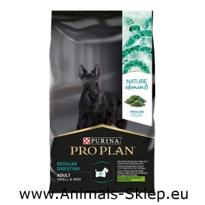 Purina Pro Plan Nature Elements Small Mini Regular Digestion 7kg